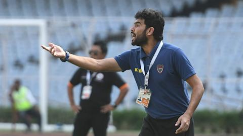 Khalid Jamil East Bengal I-League 2017-18