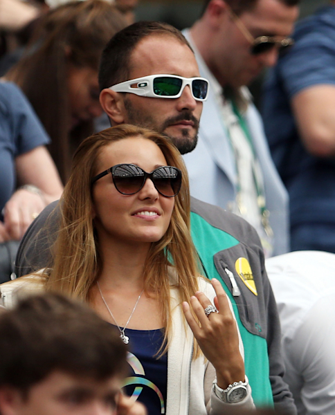 The Championships - Wimbledon 2012: Day Five