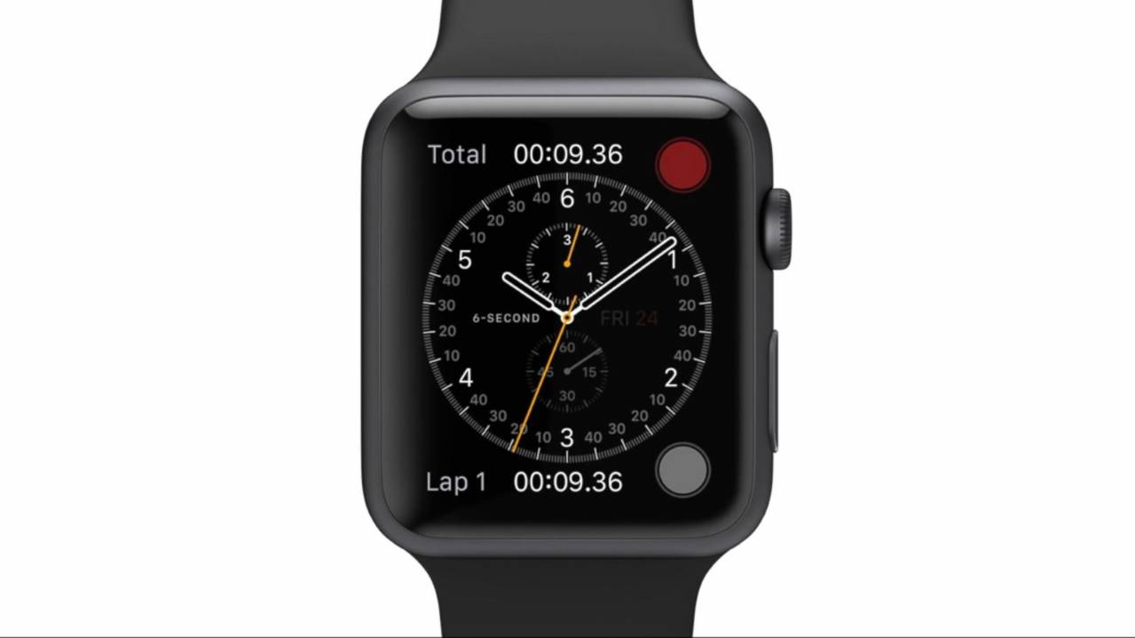 Beware!  Apple Watch Security Flaw