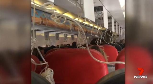 AirAsia flight to Bali makes emergency Perth landing after plunging 20000 feet