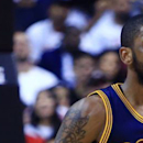 Kyrie Irving is headed to the Celtics after six seasons in Cleveland. (Getty)