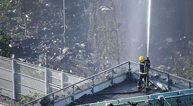 London residents demand answers in deadly high-rise blaze