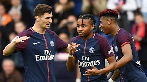 Verratti is the future of PSG - Emery