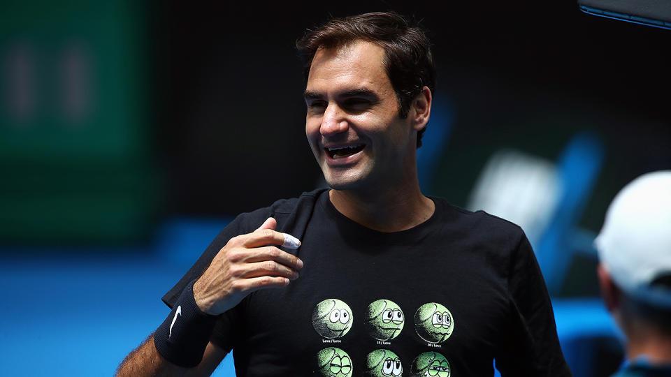 Australian Open: Novak Djokovic thrashes opponent in comeback match