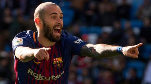 Aleix Vidal Barcelona 2017