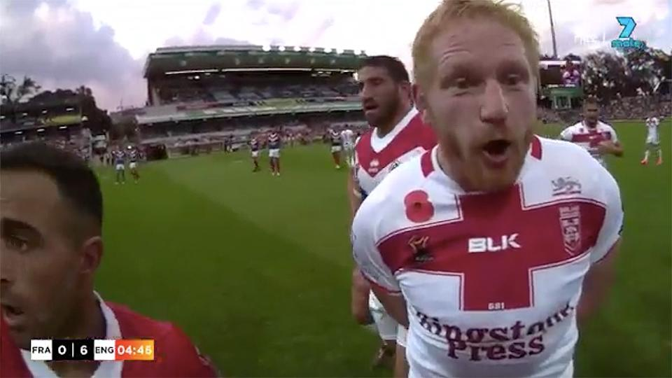 Watch New Zealand And Tonga Do Their War Dances Before Massive Game