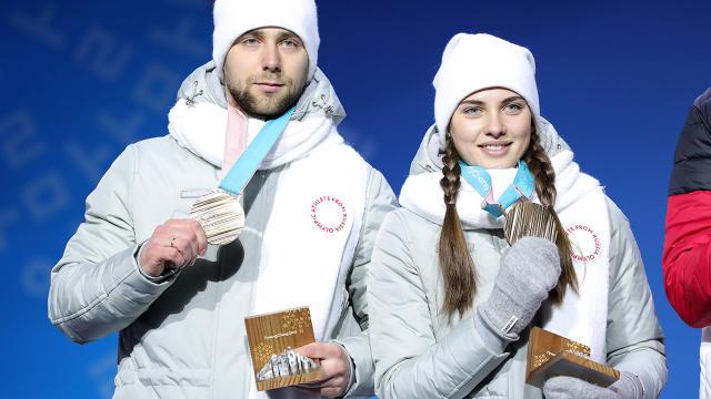 Russian curler Alexander Krushelnitsky stripped of Winter Olympics bronze medal for doping