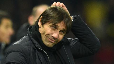 Antonio Conte pleased with Chelsea striker options for Barcelona clash