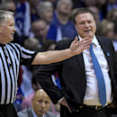 Is it myth or reality that Kansas gets a favorable whistle at Allen Fieldhouse?