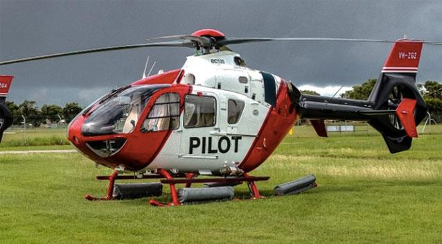 Search underway for missing pilot after helicopter crashes into ocean in WA