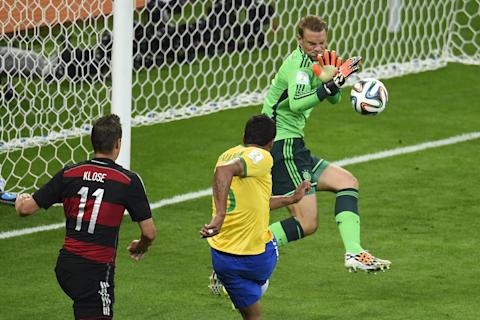 Germany's Loew opts for fringe players against Brazil