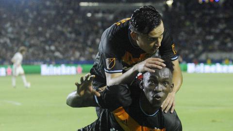 Erick Torres Alberth Elis Houston Dynamo