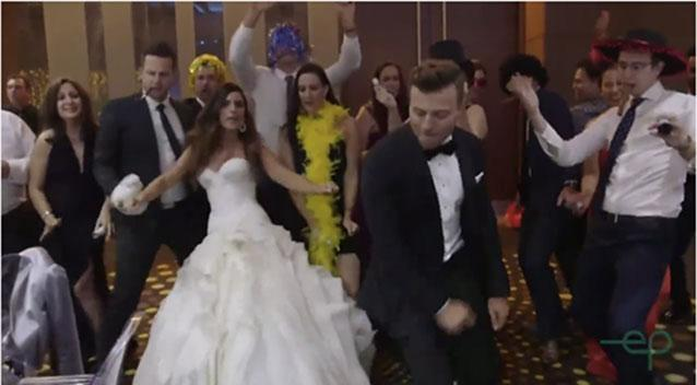 Could This Be The Most Epic Wedding Dance Video In History