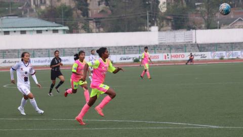 Eastern Union Sethu FC IWL 2017-18