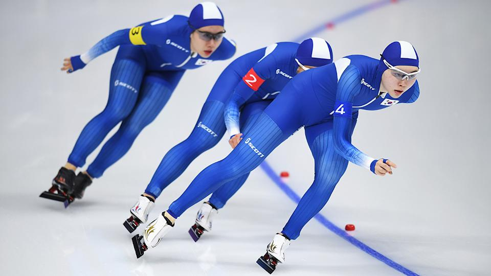 Winter Olympics 2018: South Korean speed skaters accused of bullying teammate