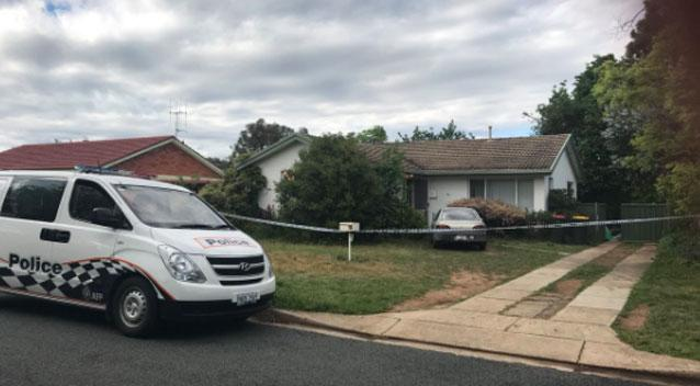 Woman mauled to death by dog in Canberra, man and police injured