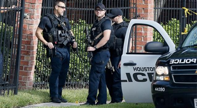 10-month-old boy fatally shot in father's arms in Houston