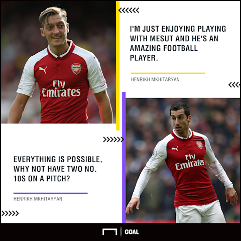 Arsene Wenger shares major concern for Arsenal's Mesut Ozil