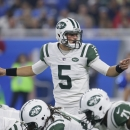 Hackenberg-led Jets passing game a disaster (Yahoo Sports)