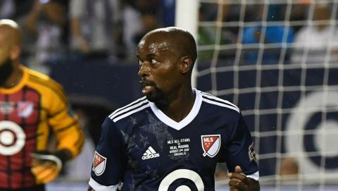 Damarcus Beasley MLS All-Stars
