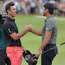 Horschel wins Byron Nelson after Day boots playoff par putt