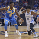 How De'Aaron Fox ended Lonzo Ball's college career and lifted Kentucky to the brink of another Final Four