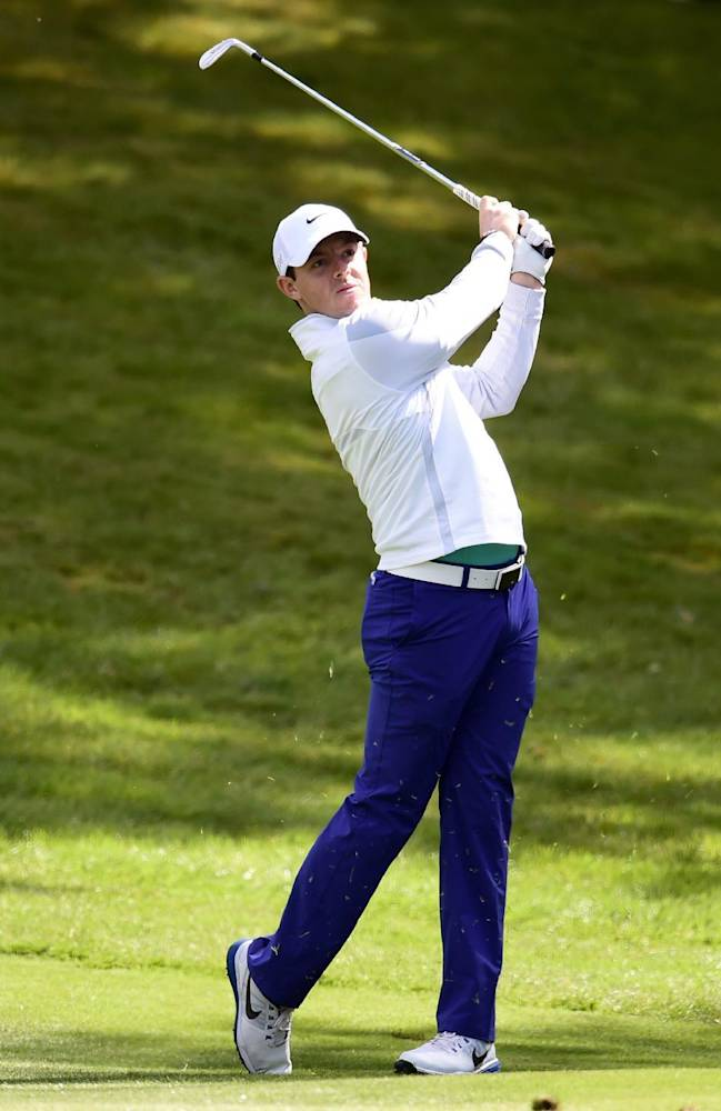 McIlroy misses cut at BMW PGA Championship after shooting 78