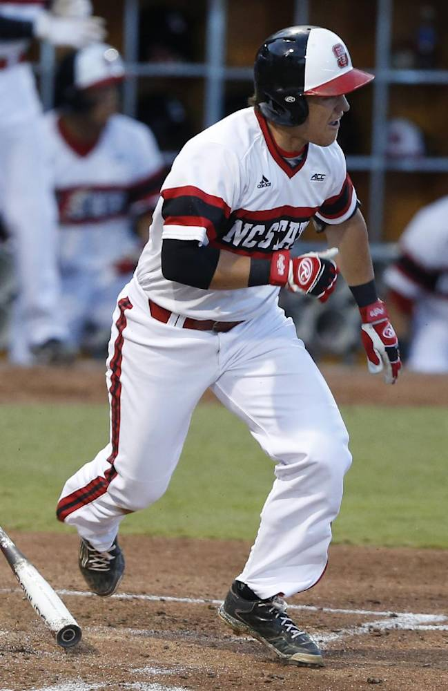 NC State beats Miami 5-4 in 12 to earn ACC title game berth