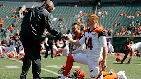 Cincinnati Bengals fire offensive coordinator after 0-2 start with no touchdowns