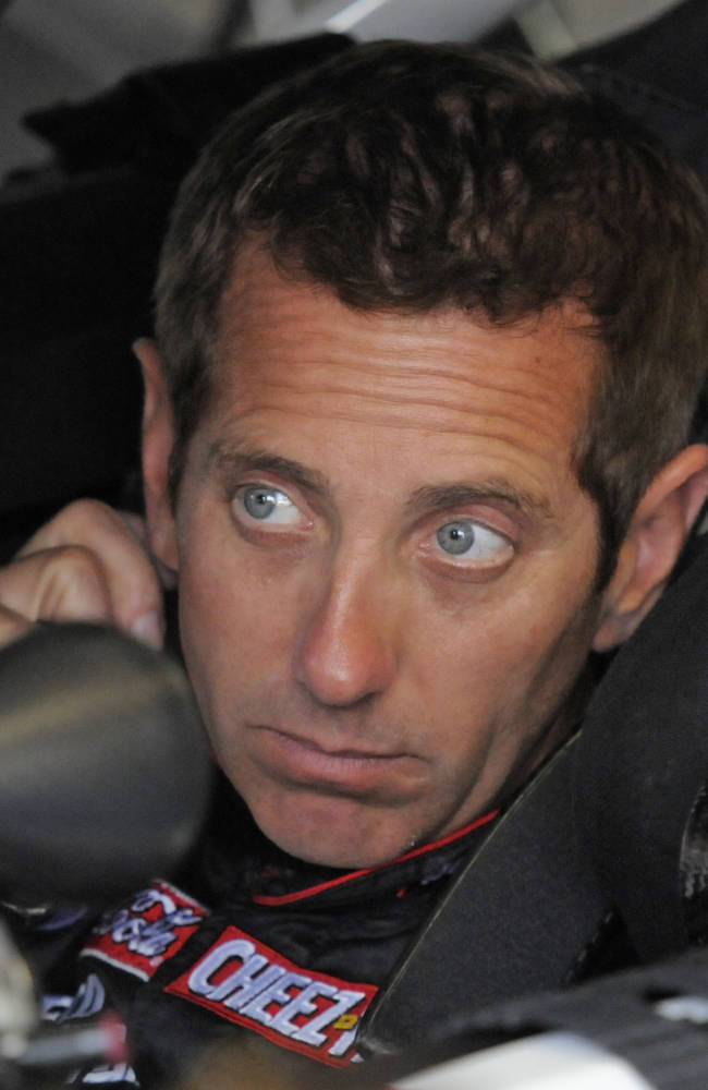 Gordon not ready for sentimentality at Coca-Cola 600