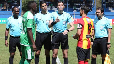 Gor Mahia captain Harun Shakava.