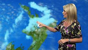 ONE News 6pm Weather Update: April 18