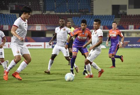 FC Pune City vs Shillong Lajong Super Cup 2018