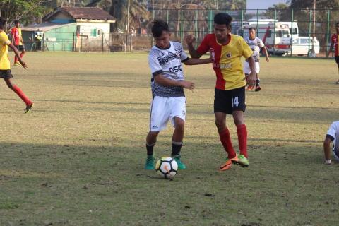 Nike Premier Cup; DSK Shivajians v East Bengal