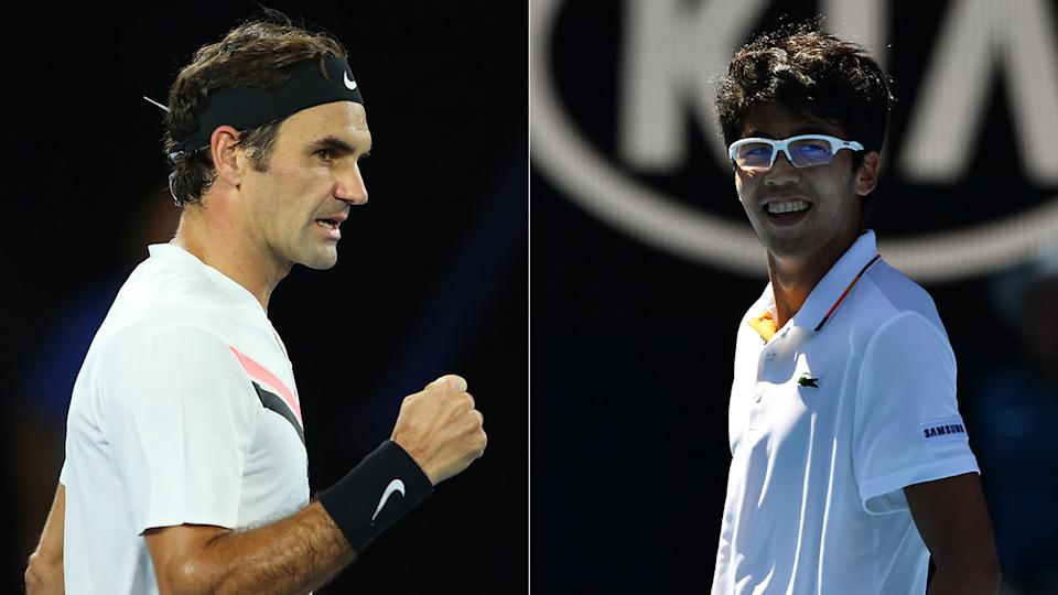 Roger Federer through to Australian Open semi-finals