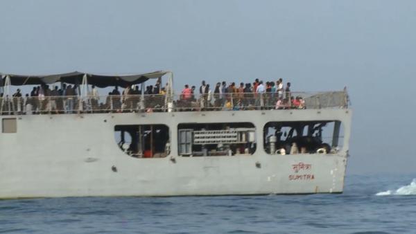 Americans Fleeing Yemen Arrive in Djibouti