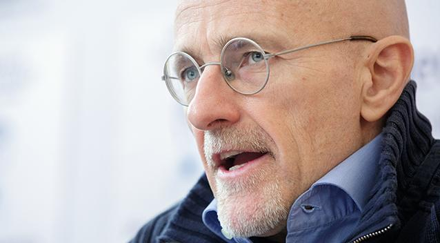 Italian surgeon Sergio Canavero announced the first successful head transplant. Source AAP