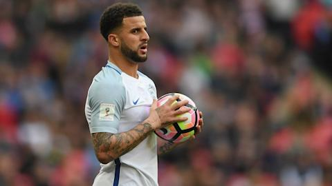 Kyle Walker England World Cup qualifying