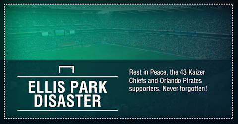 Ellis Park Tragedy PS