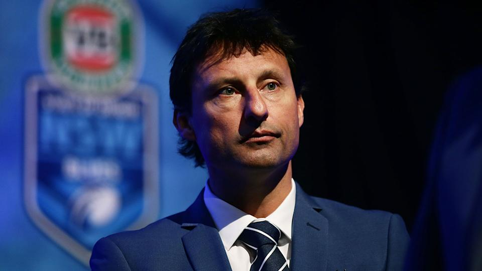 Laurie Daley axed as NSW Blues coach
