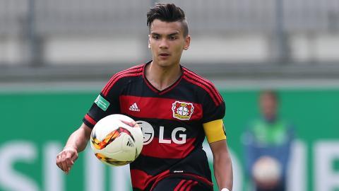 Atakan Akkaynak Bayer Leverkusen