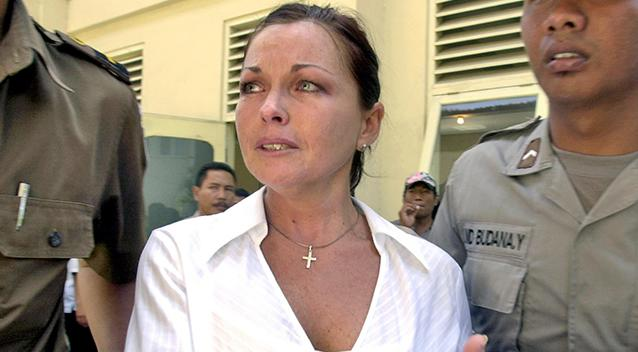 Schapelle Corby back home in Aus