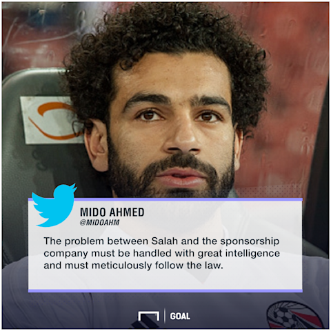 PFA 'wrong to go for Mohamed Salah'