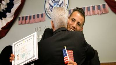 Miami Marlins Jose Fernandez Becomes US Citizen