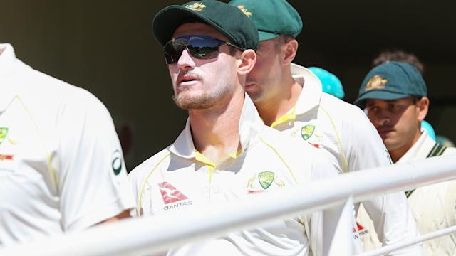 Will Bancroft ever get his Baggy Green back? Image Getty