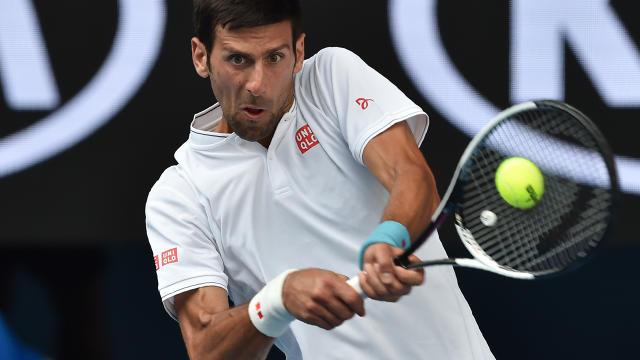 Djokovic to return at Melbourne exhibition