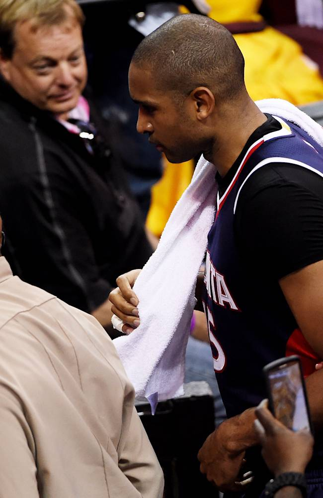 Hawks cry foul over Horford's ejection from Game 3