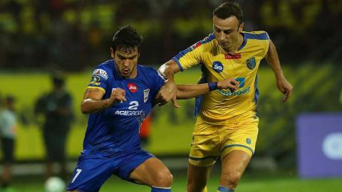 Everton Santos Dimitar Berbatov Kerala Blasters FC Mumbai FC ISL season 4 2017/2018