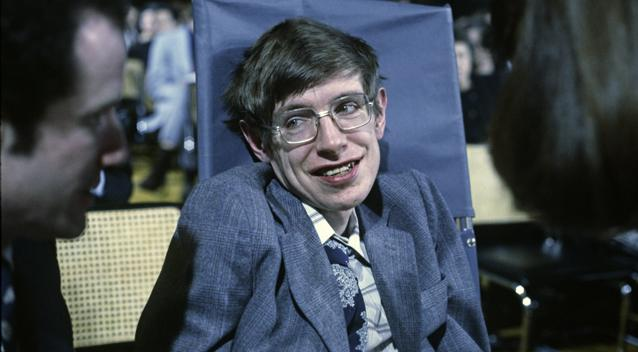 Stephen Hawking, world-renowned physicist, dies at age 76