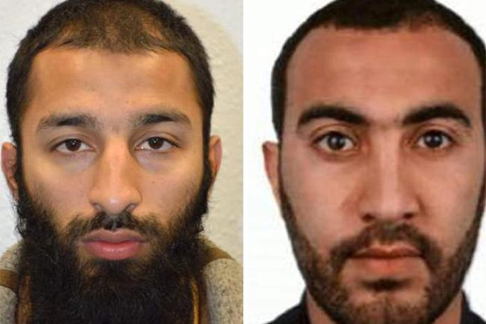 London terrorists planned attack only five days earlier at the gym